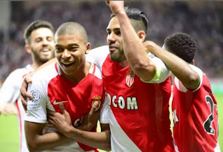 Monaco Beat Psg Ligue 1 Title After Defeating Saint Etienne