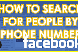 Facebook Lookup By Phone Number