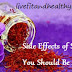 Side Effects of Saffron You Should Be Aware Of