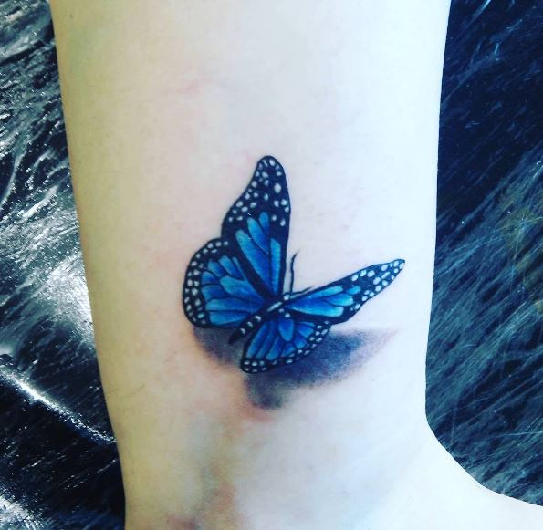 100+ Unique Butterfly Tattoos For Women With Meaning (2019) | Tattoo