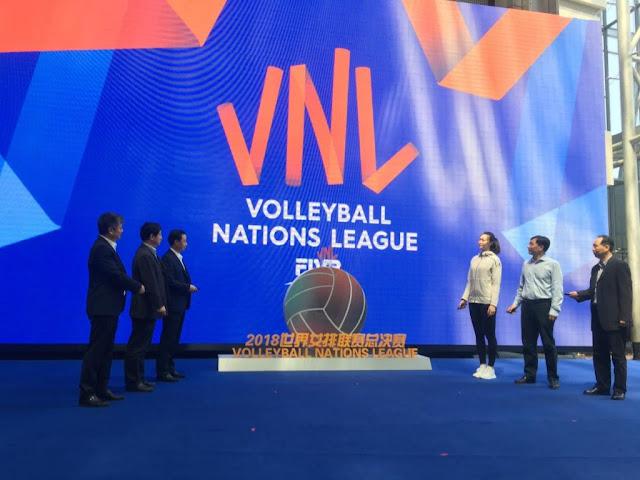 VNL (Volleyball Nations League) - Sân chơi quý tộc của bóng chuyền thế giới