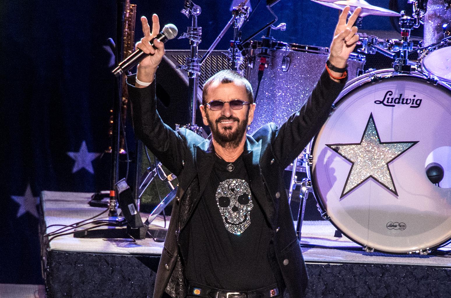 The Beatles Polska: Zapowiedź europejskiej, letniej trasy Ringo Starra