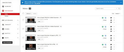 Get paid by linking AdSense to your YouTube account
