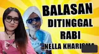 Lirik Lagu Balasan Ditinggal Rabi - Nella Kharisma