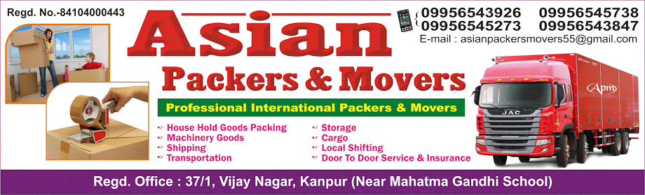 Asian packers & movers