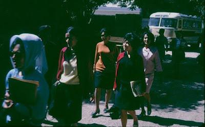 kaum wanita Afghanistan tahun 1960