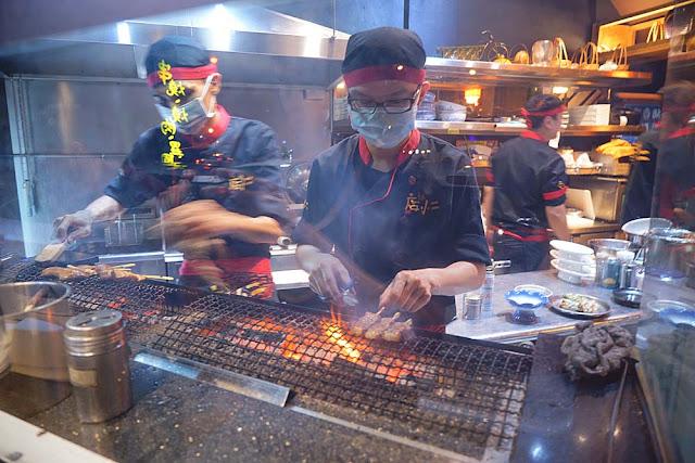 DSC01129 - 熱血採訪│店小二串燒公司聚餐之八國聯軍的震撼