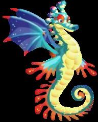 Dragón Caballito De Mar