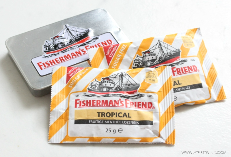 Review: Fisherman's Friend Tropical