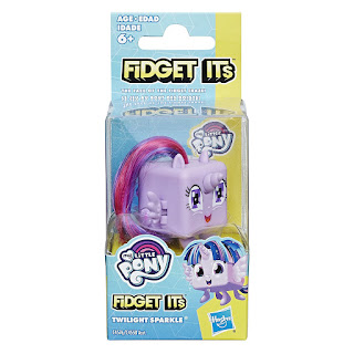 Packaging of My Little Pony Fidget Its Cubes Revealed