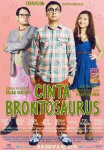 Sinopsis Film Cinta Brontosaurus 2013