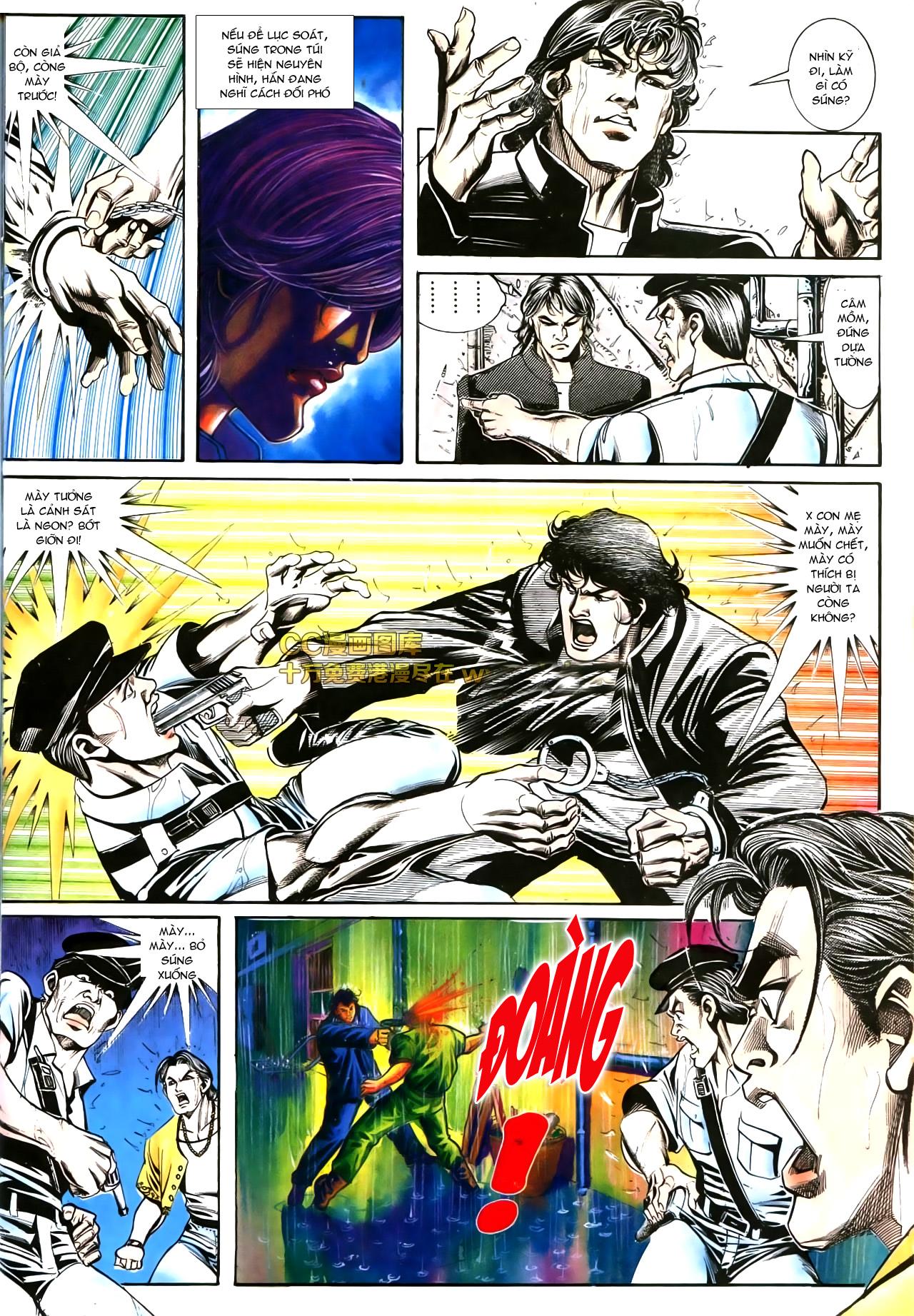 Người Trong Giang Hồ chapter 173: da ngựa bọc thây trang 24