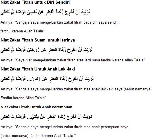 Materi Sanlat Ramadhan Tentang Zakat Fitrah, Pengertian, Kadar dan Waktu Pembagian Zakat Fitrah