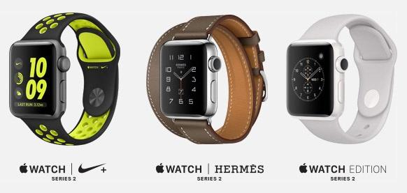 Apple Watch Series 2 Nike+