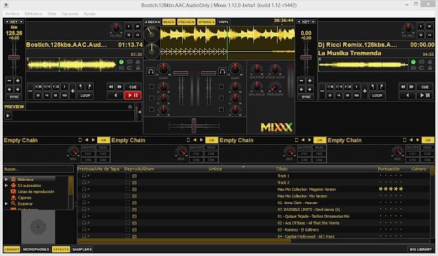 Mixxx 2.2.3 | Programa gratuito para comenzar a hacer tus propias mezclas como un DJ