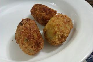 Potato & Chicken Croquettes
