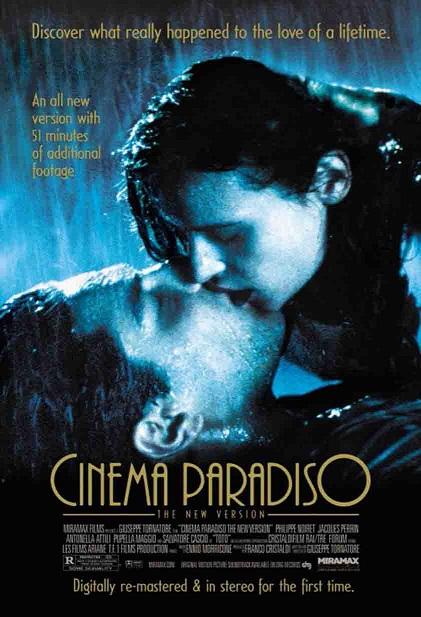 فیلم دوبله : سینما پارادیزو 1988 Cinema Paradizo