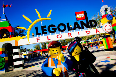 Legoland Florida with Toddlers & Preschoolers