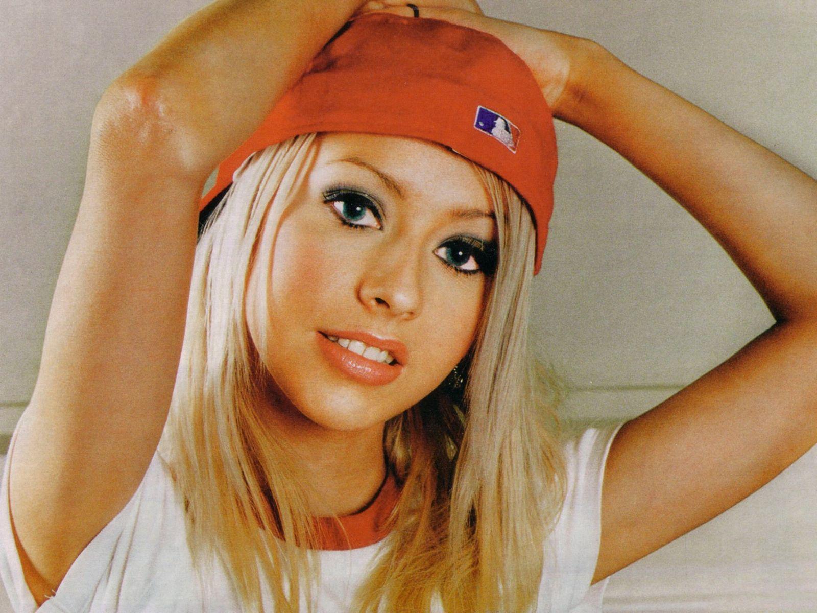 Cristina Aguilera Teen 95