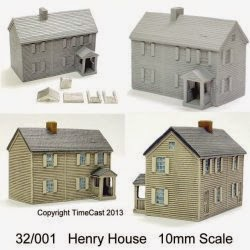 32/001 Henry House -  New Design and Master.