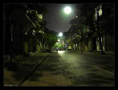 Theo đêm- Lê Thanh Hùng