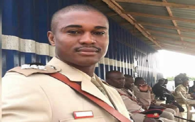 Soldier Captain Maxwell Mahama lynched Killed at Denkyira Boase