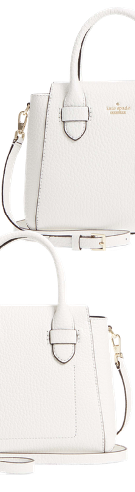 KATE SPADE NEW YORK carter street - kylie leather satchel