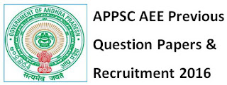 APPSC AEE Previous Question Papers PDF