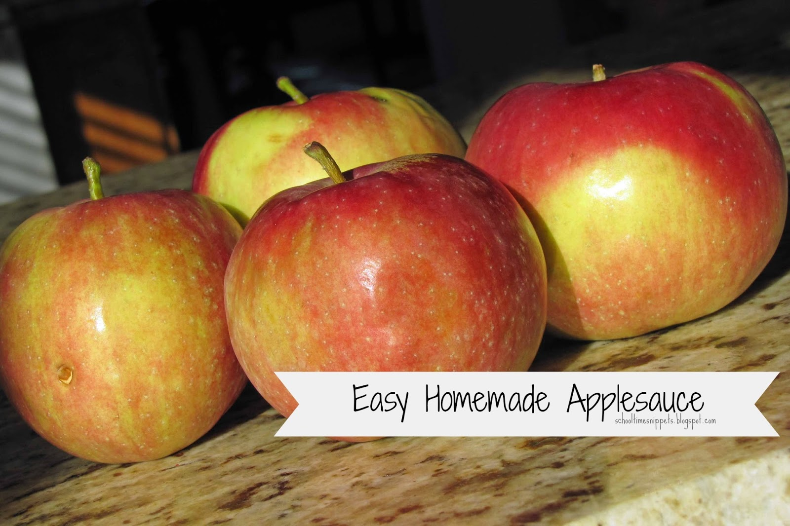 How To Make Applesauce In A Microwave It S Easy