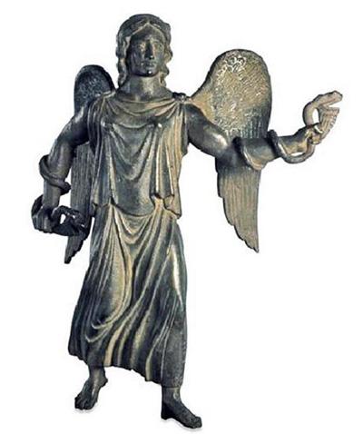 estatua de demonio vath