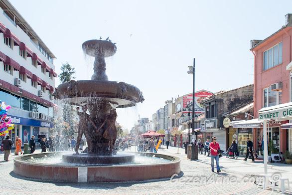 Edirne'nin modern çarşısı