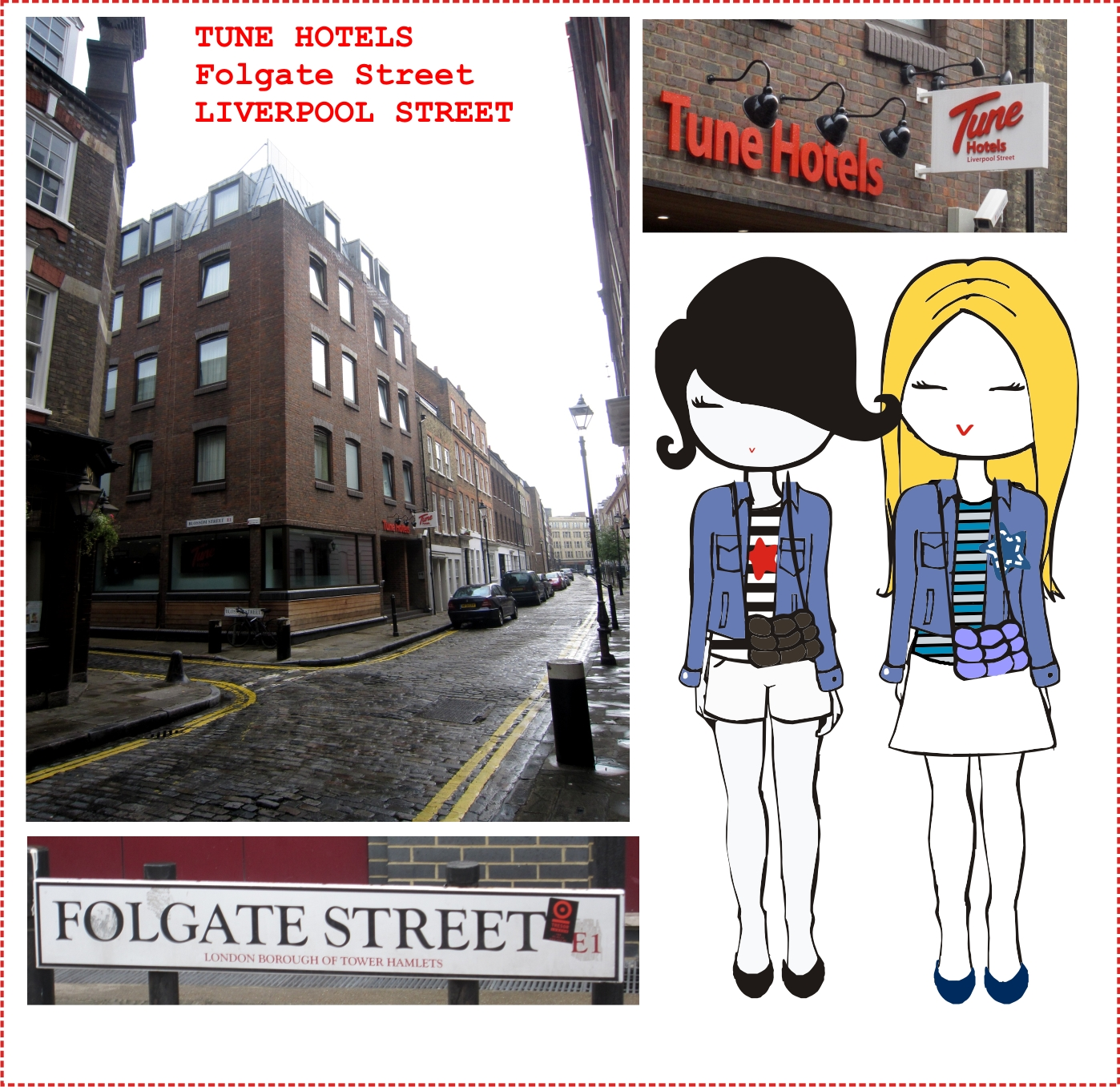 Tune Hotel Liverpool Towels: Los Viajes De Lolita Chiq: LONDRES 2013 BY LOLITA CHIQ