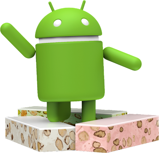 Taking the final wrapper off of Android 7.0 Nougat
