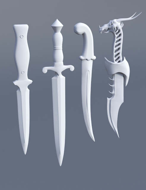 Deadly Daggers