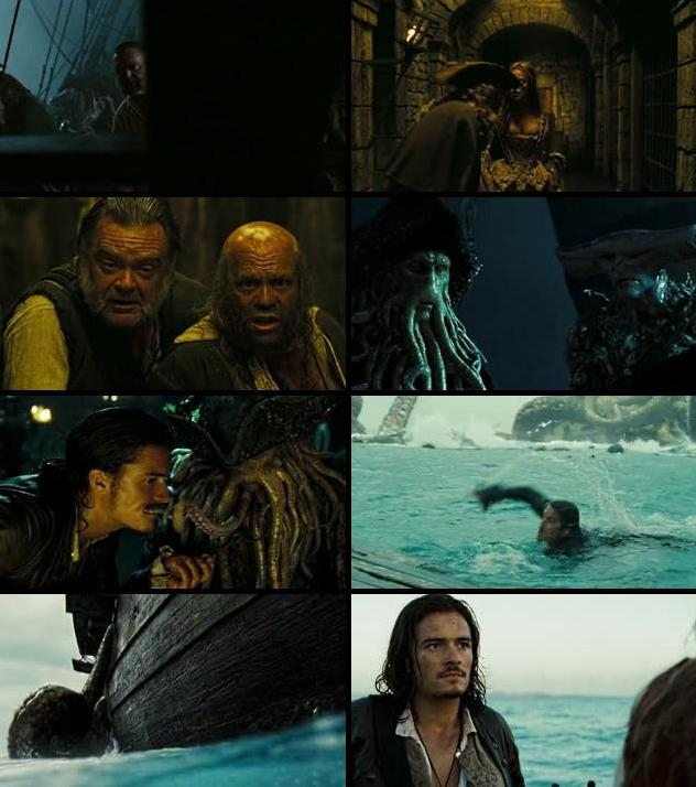 Pirates Of The Caribbean Dead Man Chest 2006 Dual Audio Hindi 480p BluRay