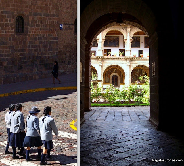 Patrimônio Histórico em Cusco, Peru