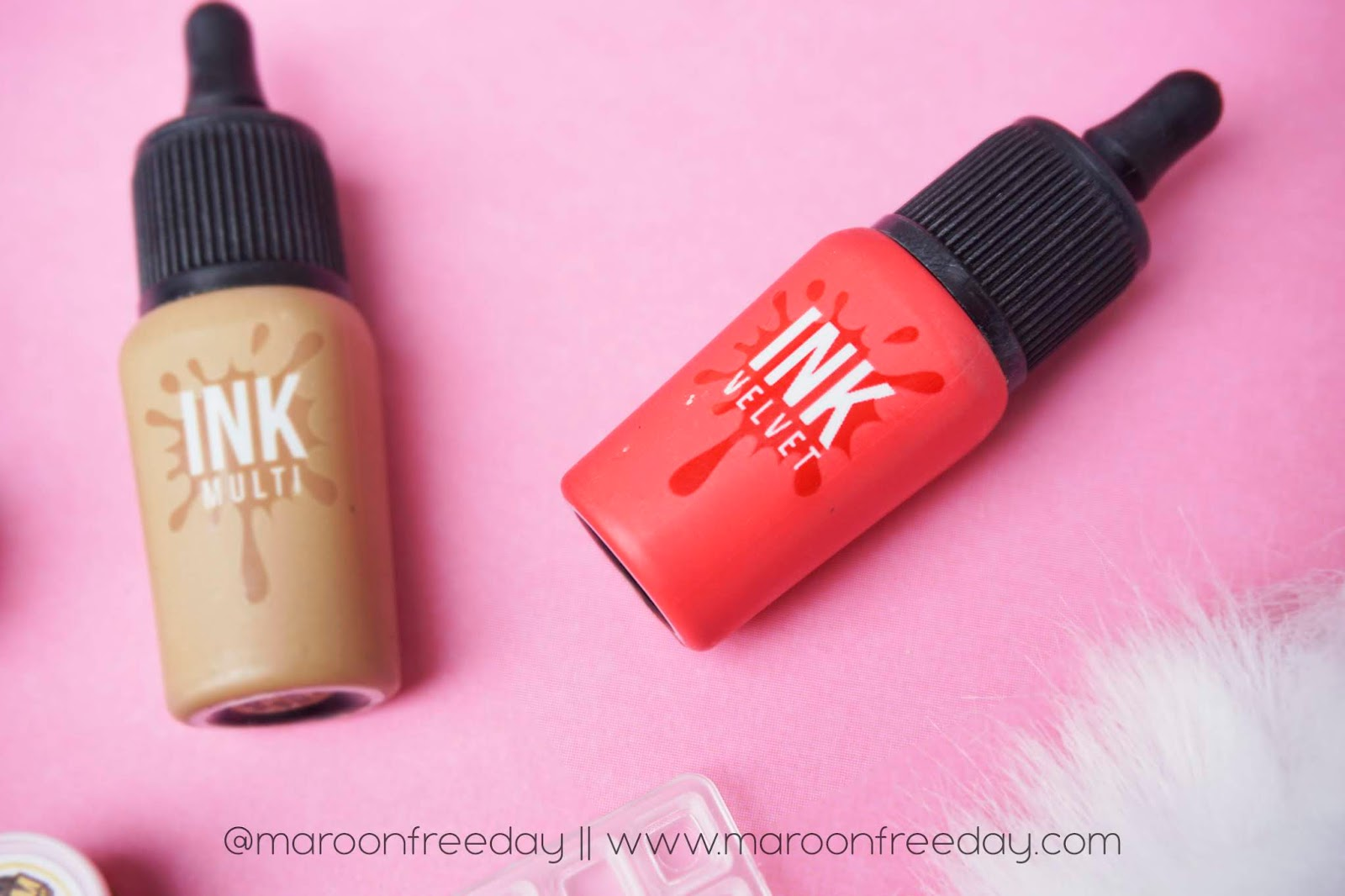 Review Peripera Ink Velvet