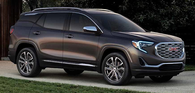 2018 GMC Terrain Review Design Release Date Price And Specs