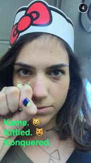 short snaps in snapchat