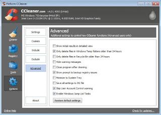 Sekarang ini admin akan kembali lagi dalam membagikan sebuah software terbaru yang sanggup k  CCleaner 5.51.6939 For Pc Free Windows Terbaru