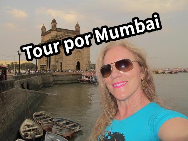 Tour por Mumbai, em vídeo!