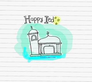 Materi Khutbah Idul Fitri Terbaru : Pesan Yang Ditinggalkan Bulan Ramadhan ringkas