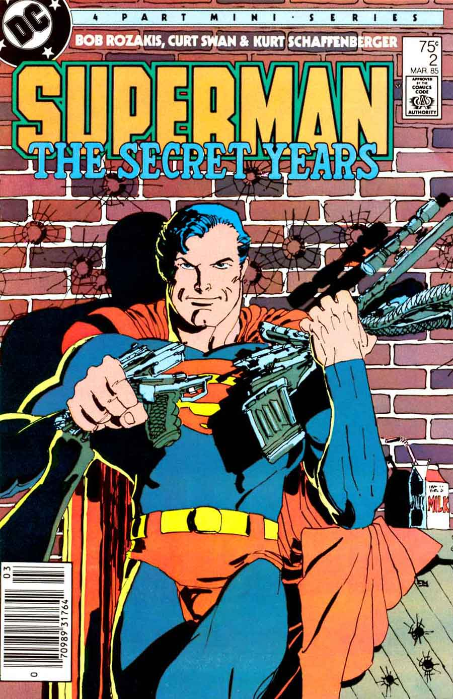 The Dork Review Rob S Room Frank Miller S Superman Covers