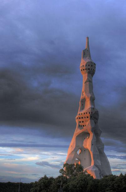 奇妙すぎる?新興宗教のちょっと変わった建築物6つ【c】 パーフェクトリバティー