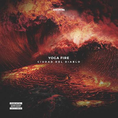 Yoga Fire - Ciudad Del Diablo EP