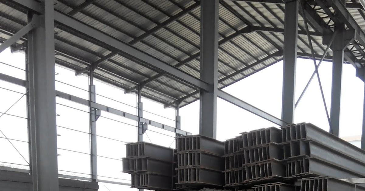 Kontraktor Baja Ringan Jakarta Konstruksi Gudang