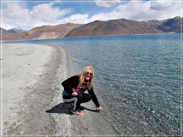 Pangong Lake - Ladakh - Índia