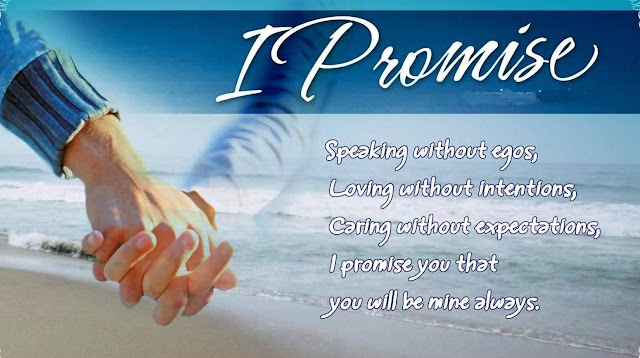 Promise Day Greetings Cards 2018