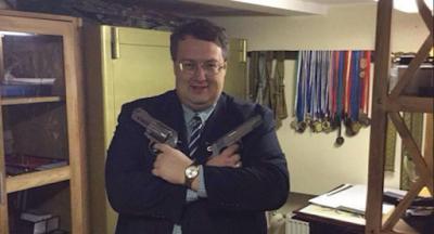 Депутатам заборонили заходити зі зброєю до парламенту