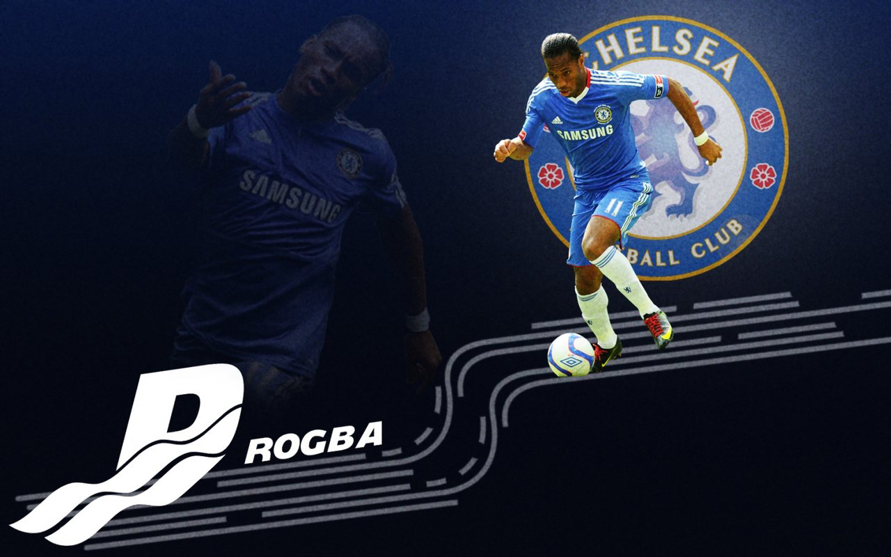 Ricardo Kaka Wallpapers Hd Top Footballer Wallpaper Didier Drogba Wallpapers